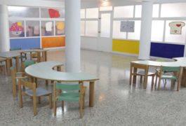comedor escuela infantil